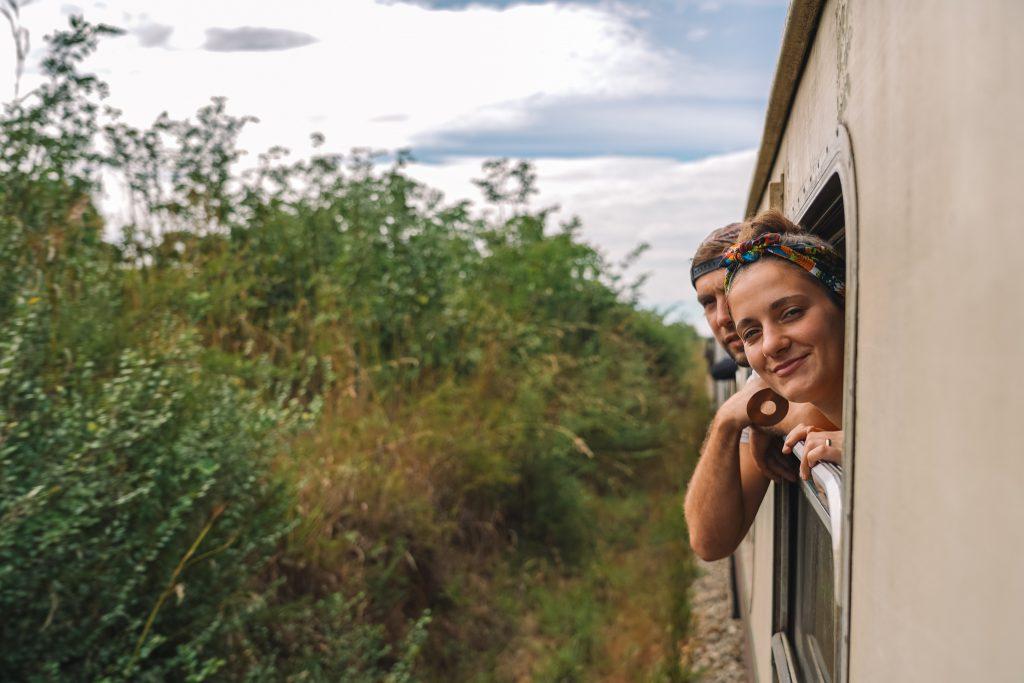 Train Tanzanie