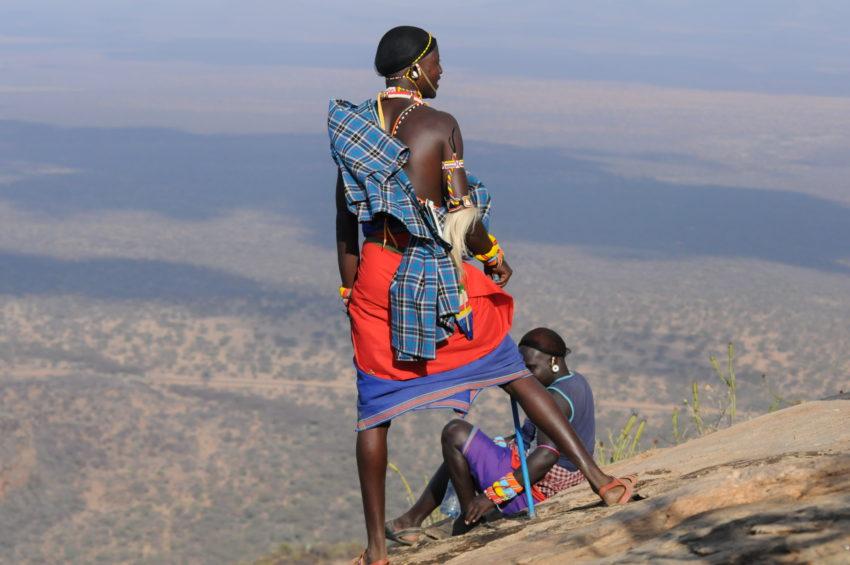 le mont ololokwe au kenya