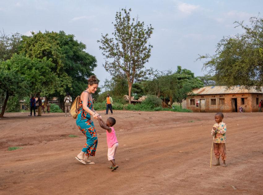 Tanzanie immersion Endallah